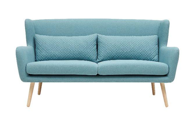 550€ Skandinaviško stiliaus Sofa Lova  Dvivietė
