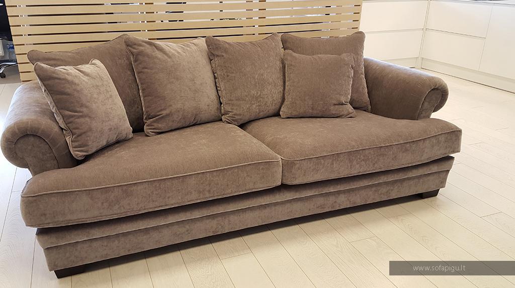 Skelbiu lt Sofos Lovos Minkti Kampai : klasikine triviete minksta sofa pigu lt1 from www.sofapigu.lt size 1024 x 573 jpeg 414kB