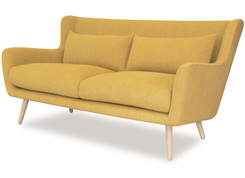 skandinaviska sofa lova interjeras