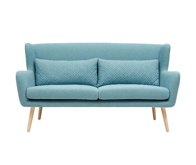 skandinaviskos sofos lovos interjeras dizainas